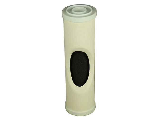Standard OBE ceramic cartridge with CTO insert, Imperial Sterasyl, media: ceramic OD 2.5 inch