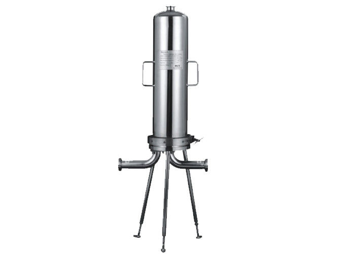 "S S 316L Hygienic Filter Housing for electronics and pharmaceuticals 30"" filter cartridges"