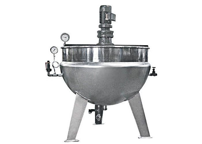 Fixed / Tilting type steam jacket kettle for decocting and concentration of liqiud in pharmacy